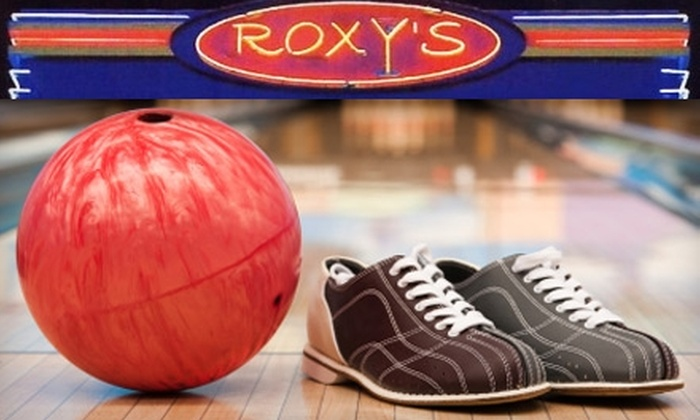 Roxy's Casino - Multiple Locations: $5 for Two Games of Bowling Plus One Shoe Rental at Roxy's Casino or Magic Lanes (Up to a $11.40 Value). Choose from Two Locations.