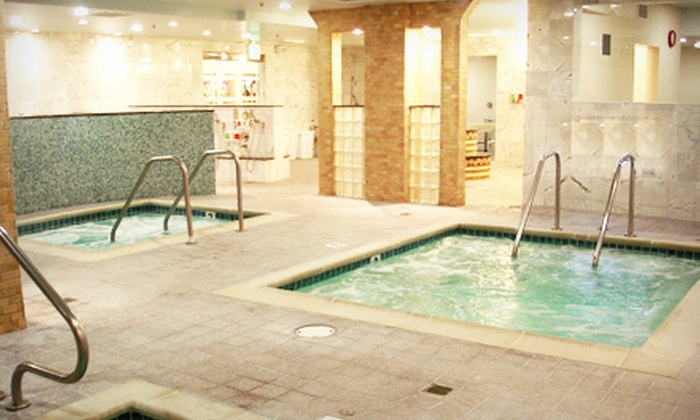 Wilshire Spa - Multiple Locations: Day Passes for Men or Women to Wilshire Spa (Up to 64% Off)