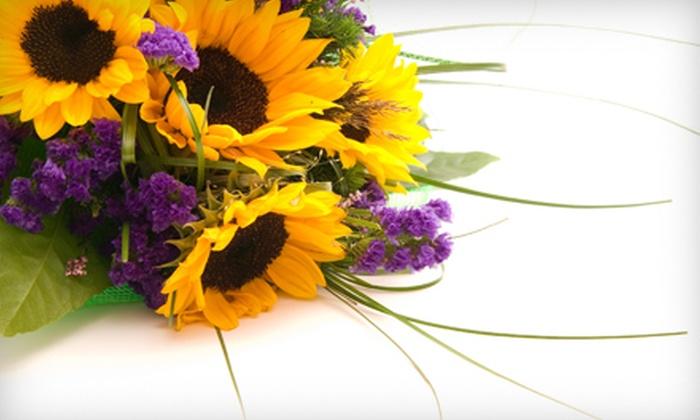 Stone Oak Florist - Stone Oak: $20 for $50 Worth of Flower Arrangements, Balloons, and Gift Baskets at Stone Oak Florist