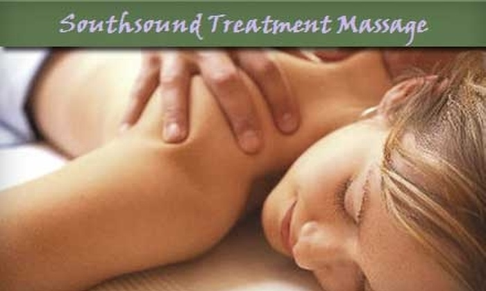 Southsound Treatment Massage - Puyallup: $30 for One-Hour Massage at Southsound Treatment Massage