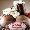 $4 for Treats at Nana's Frozen Custard