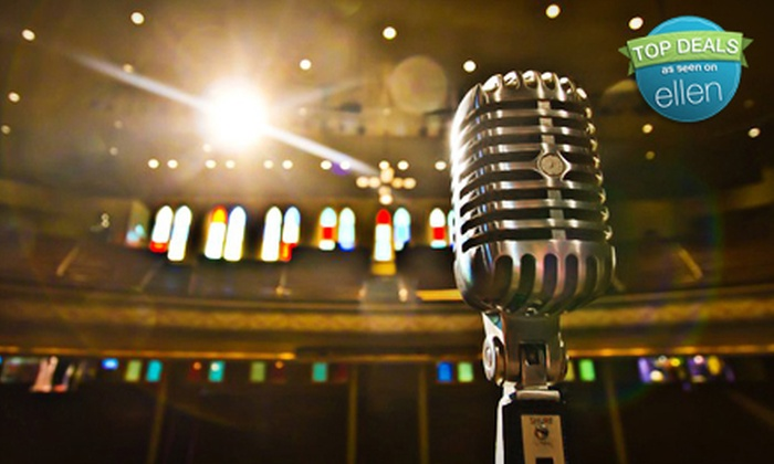 Ryman Auditorium - Downtown Nashville: Self-Guided Tour for Two or Four at Ryman Auditorium (Up to 52% Off)