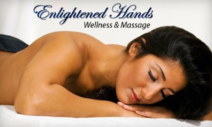 Enlightened Hands Wellness & Massage - Hinsdale: $65 for 90-Minute Gold Massage at Enlightened Hands Wellness & Massage in Hinsdale