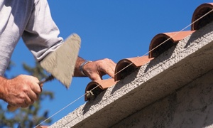 C&d Roofing: New Roof with Removal of One Old Layer from C&D Roofing (57% Off)