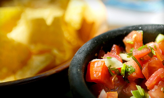 Salgado's Mexican Grill - North Central Omaha: $8 for $16 Worth of Mexican and Tex-Mex Fare at Salgado's Mexican Grill