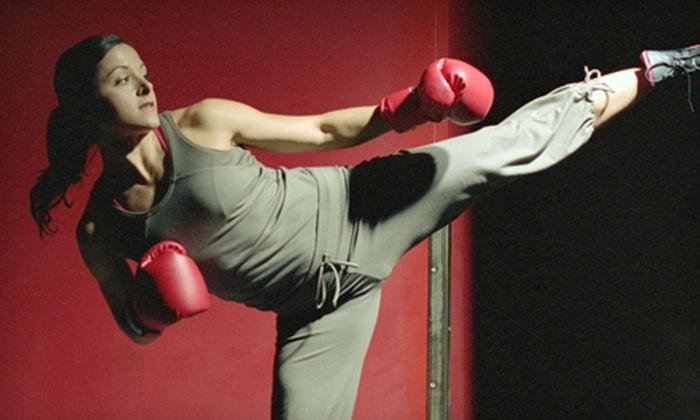Farley's Kickboxing Academy - Santa Cruz: 5, 10, or 20 Classes at Farley's Kickboxing Academy in Soquel (Up to 89% Off)