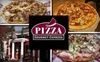 Park Blvd Wine & Pizza (Pizza Gourmet Express) - University Heights: $15 for Two 14'' Pies at Pizza Gourmet Express