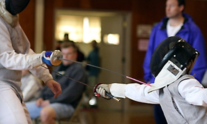 Heartland Fencing Academy - Fox Hill Commercial Center: $59 for a One-Week Summer Fencing Camp at Heartland Fencing Academy in Overland Park ($125 Value)