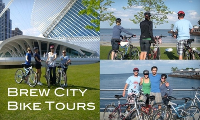 Brew City Bike Tours - Lower East Side: $20 for a Pub Spin Microbrewery Tour from Brew City Bike Tours ($43 Value)
