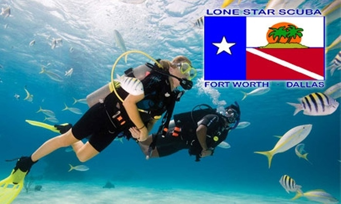 Lone Star Scuba - Fort Worth: $10 for a Scuba-Diving Experience from Lone Star Scuba
