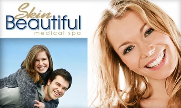 Skin Beautiful Medical Spa - Southside Flats: $85 Teeth-Whitening Treatment at Skin Beautiful Medical Spa ($160 Value)