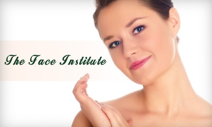 The Face Institute - Northeast Virginia Beach: $50 for a Microdermabrasion Treatment, Chemical Peel, or Non-Acid Peel at The Face Institute