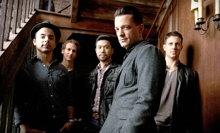 Live Nation: O.A.R. at the PNC Bank Arts Center on Sat., July 9 at 7PM: Sections 401-405 - O.A.R. at the PNC Bank Arts Center in Holmdel
