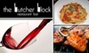 The Butcher Block Restaurant - Nicollet Island: $25 for $60 Worth of Authentic Italian Cuisine and Drinks at The Butcher Block