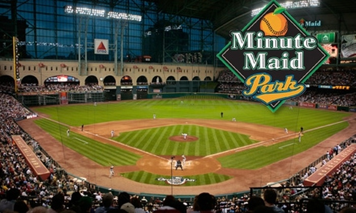Minute Maid Park - Downtown: $4 for a Behind-The-Scenes Tour of Minute Maid Park
