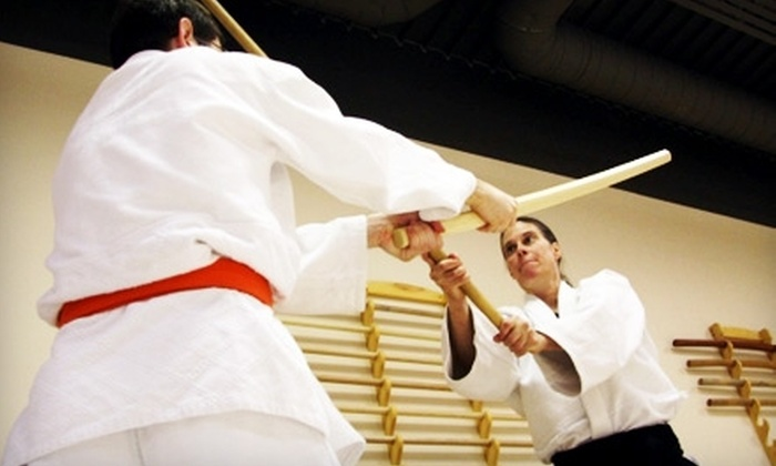 Aikido of Nebraska - Lincoln: $25 for One Month of Unlimited Training at Aikido of Nebraska ($75 Value)