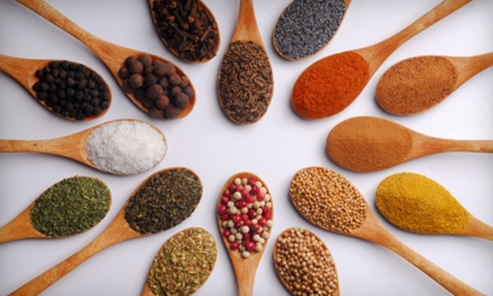 Spicely Organic Spices: $15 for $30 Worth of Spices from Spicely Organic Spices