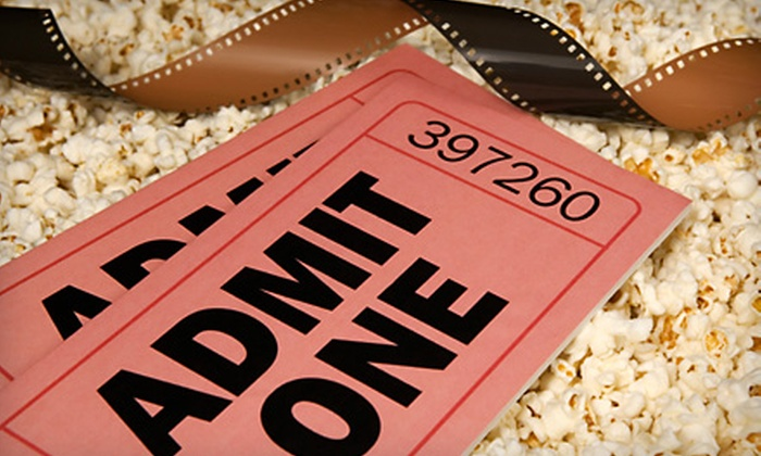 The Edge 8 - Greenville: $10 for Two Tickets to Any Movie and One Large Popcorn at The Edge 8 Movie Theater (Up to $25 Value)