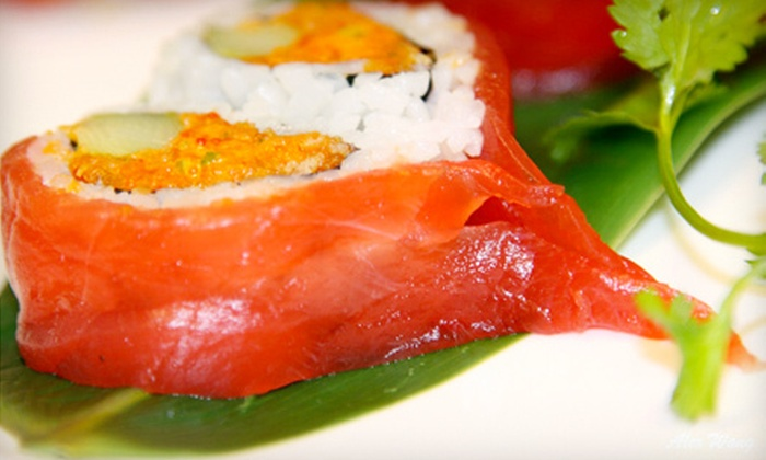 Tanko Asian Fusion & Sushi Bar - Bayside: Dinner with Appetizers, Entrees, and Drinks for Two or Four at Tanko Asian Fusion & Sushi Bar in Bayside (Up to 63% Off)