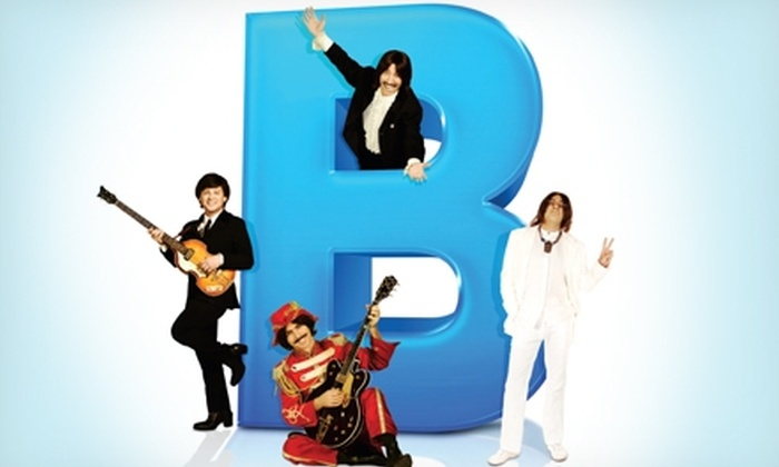 "BeatleShow! - The Strip: $20 for One Ticket to ""BeatleShow!"" at the Saxe Theater (Up to $57 Value)"