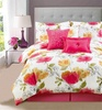 Chic Collection 7-Piece Comforter Set: Chic Collection 7-Piece Comforter Set