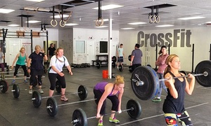 CrossFit Vitruvius: $49 for One Month of Unlimited CrossFit at CrossFit Vitruvius ($100 Value)
