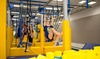 Up to 40% Off One-Hour Open-Gym Session at Flip!