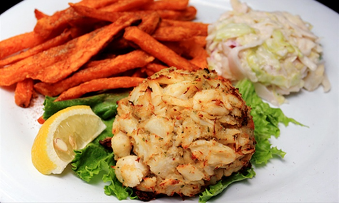 de Lazy Lizard Brew Pub - Ocean City: Brew Pub-Inspired Cuisine and House-Brewed Beer at de Lazy Lizard Brew Pub (Half Off). Three Options Available.