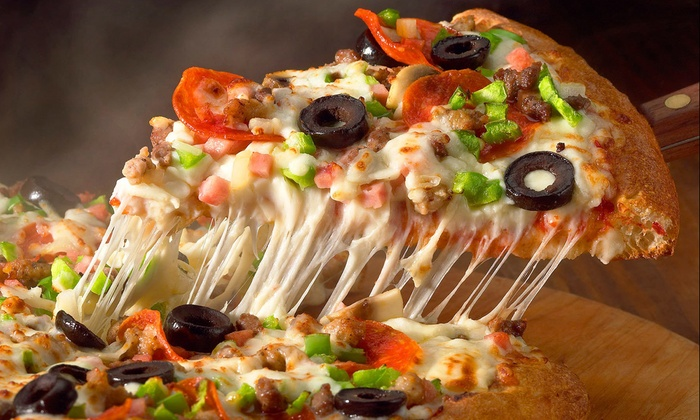Mr. Jim's Pizza - Wylie: Pizza, Wings, and Bread Stix at Mr. Jim's Pizza (Up to 50% Off)