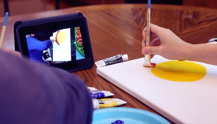 PaintingParties.com: At-Home Painting Party with One, Three, or Five Instruction Videos from PaintingParties.com (Up to 52% Off)