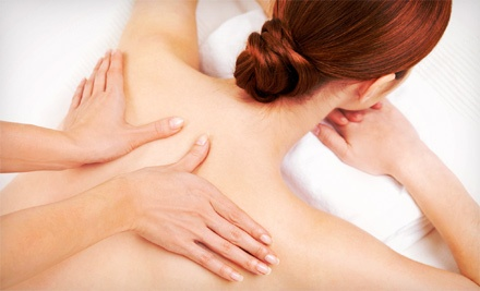 Swedish Massage with Optional Pedicure at Meridian Massage Omaha (Up to 52% Off)