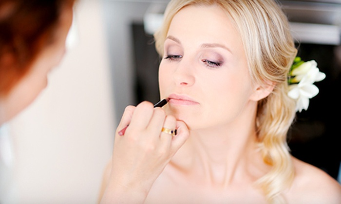 SOHO Lashes - Greenbrier East: Bridal or Prom Makeup Trial or Day-of Application at SOHO Lashes (Up to 67% Off)