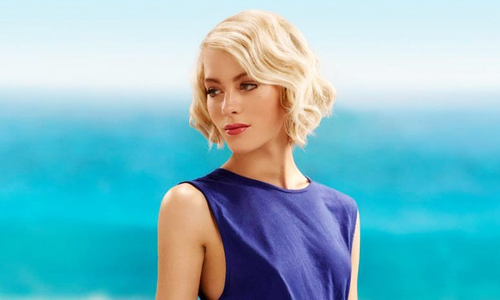 Camille Albane Paris-Maple Grove - Maple Grove: Haircut Packages at Camille Albane Paris-Maple Grove (Up to 52% Off). Three Options Available.