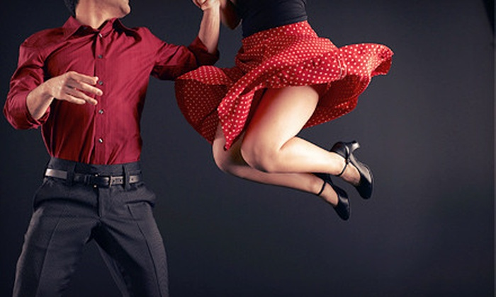Rusty's Rhythm Club - The Elks Lodge: Admission for One, Two, or Four to Dance Party with Beginners Swing-Dance Class at Rusty's Rhythm Club (Up to 53% Off)