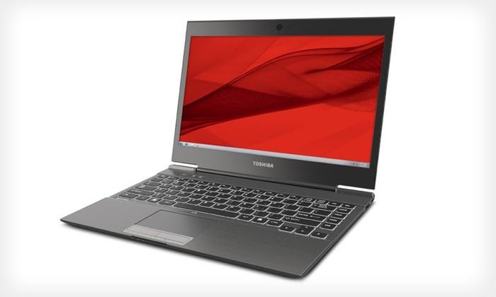 Toshiba Portege Ultrabook: $539 for a Toshiba Portege Ultrabook (Manufacturer Refurbished; $899.99 List Price). Free Shipping.
