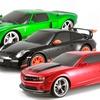 Remote-Control Sports Cars