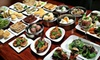 The Dynasty Cuisine - Matthews: Chinese Lunch, Dinner, or Dinner for Four or More at The Dynasty Cuisine (Up to 56% Off). Three Options Available.