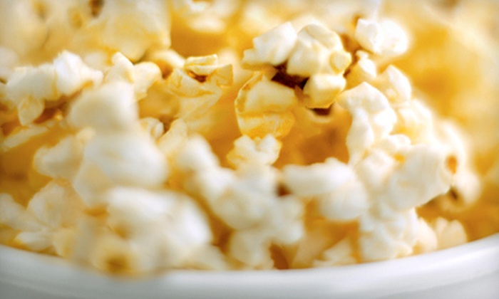 Detroit Popcorn Company - Redford Twp: $12 for $25 Worth of Gourmet Popcorn and Treats at Detroit Popcorn Company