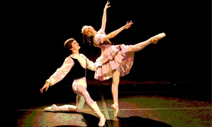"""Carolina Ballet - Robert Mills Historic: $10 for One Ticket to the Carolina Ballet's Production of """"Coppelia"""" on April 15 at 7:30 p.m. (Up to $20.50 Value)"""