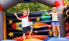 Fun Services - Multiple Locations: $95 for a Bounce-House Rental for Friday–Sunday from Fun Services ($195 Value)