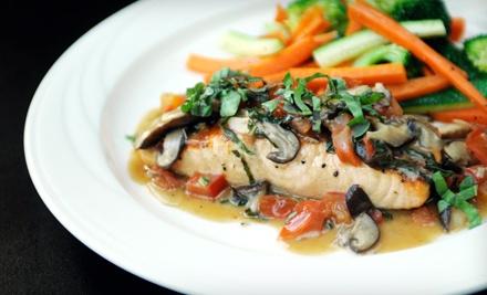 $40 Groupon to Vivoli Cafe & Trattoria - Vivoli Cafe and Trattoria in Reno