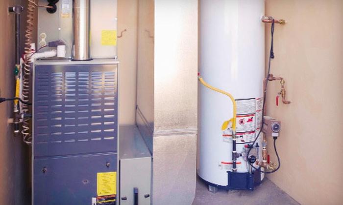 Always Plumbing and Heating - Edmonton: RootX for 50 or 100 Feet of Pipe or Plumbing and Heating Inspection from Always Plumbing and Heating (Up to 79% Off)