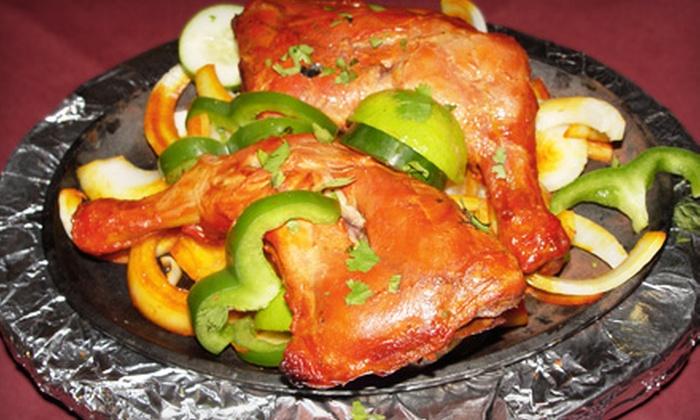 Tamarind Indian Bistro - Nashville-Davidson metropolitan government (balance): $10 for $20 Worth of Indian Cuisine and Drinks at Tamarind Indian Bistro