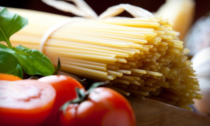 Bistro Restaurant - East Shore: $15 for $30 Worth of Italian Cuisine and Drinks at Bistro Restaurant on Staten Island