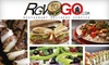 RGV To Go: $10 For $25 of Restaurant Delivery Fees From RGV To Go Delivery Service