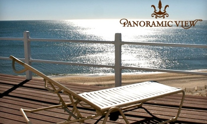 Panoramic View - East Hampton: $95 for a One-Night Stay in an Oceanfront Studio at Panoramic View in Montauk (Up to $195 Value)