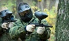 Half Off at Route 40 Paintball Park in White Marsh