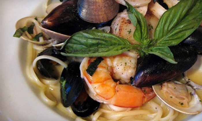 Lafayette Bistro - Northern Liberties,Callowhill,Club District: $15 for $30 Worth of Upscale Mediterranean Cuisine at Lafayette Bistro