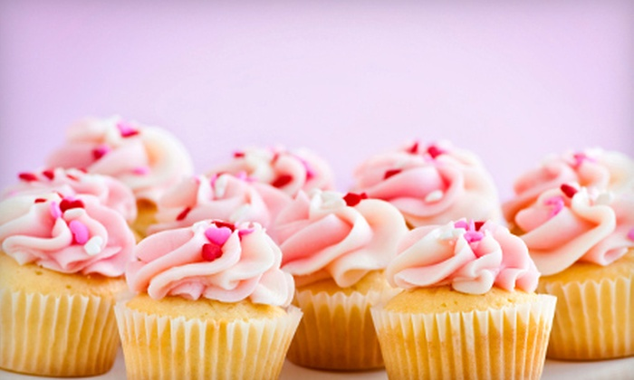 Main Street Bakery and Gift Shop - North Columbia: $7 for One Dozen Cupcakes at Main Street Bakery and Gift Shop ($15 Value)