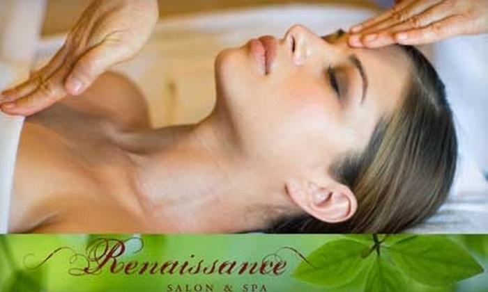 Renaissance Salon & Spa - Northeast Oklahoma City: $35 for a One-Hour Full-Body Massage at Renaissance Salon & Spa ($72 Value)